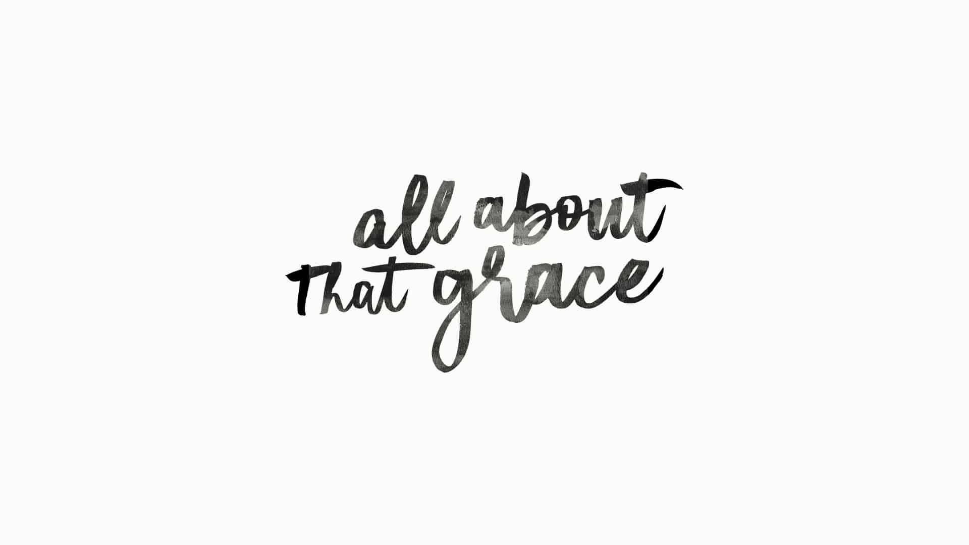 All About That Grace Branding