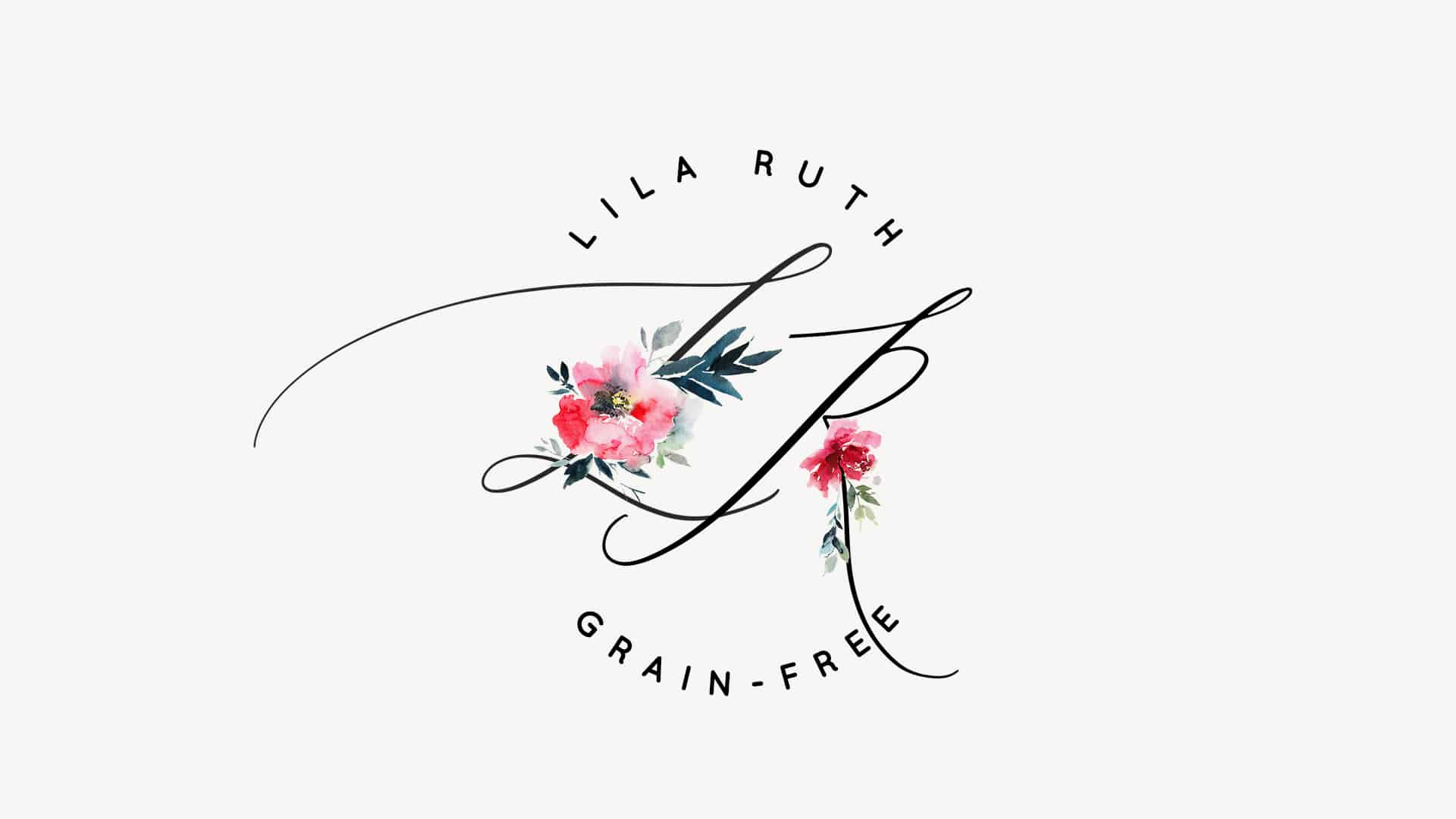 Lila Ruth Logo Design