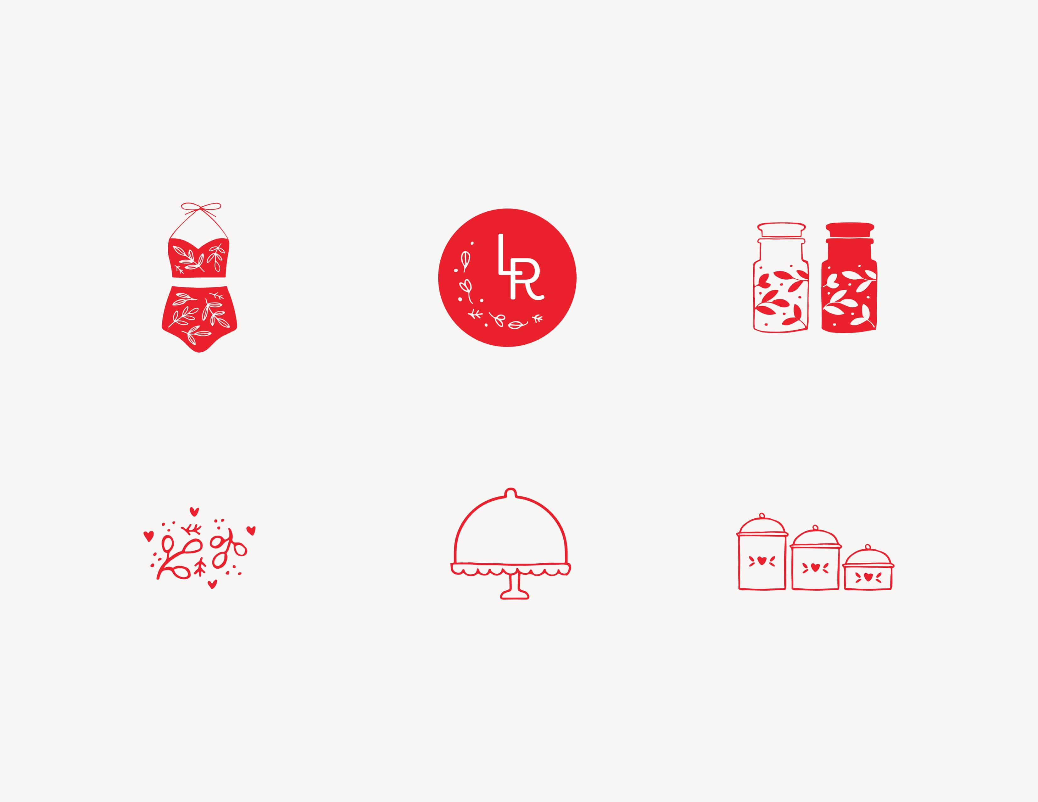 Lila Ruth Grain Free Icons