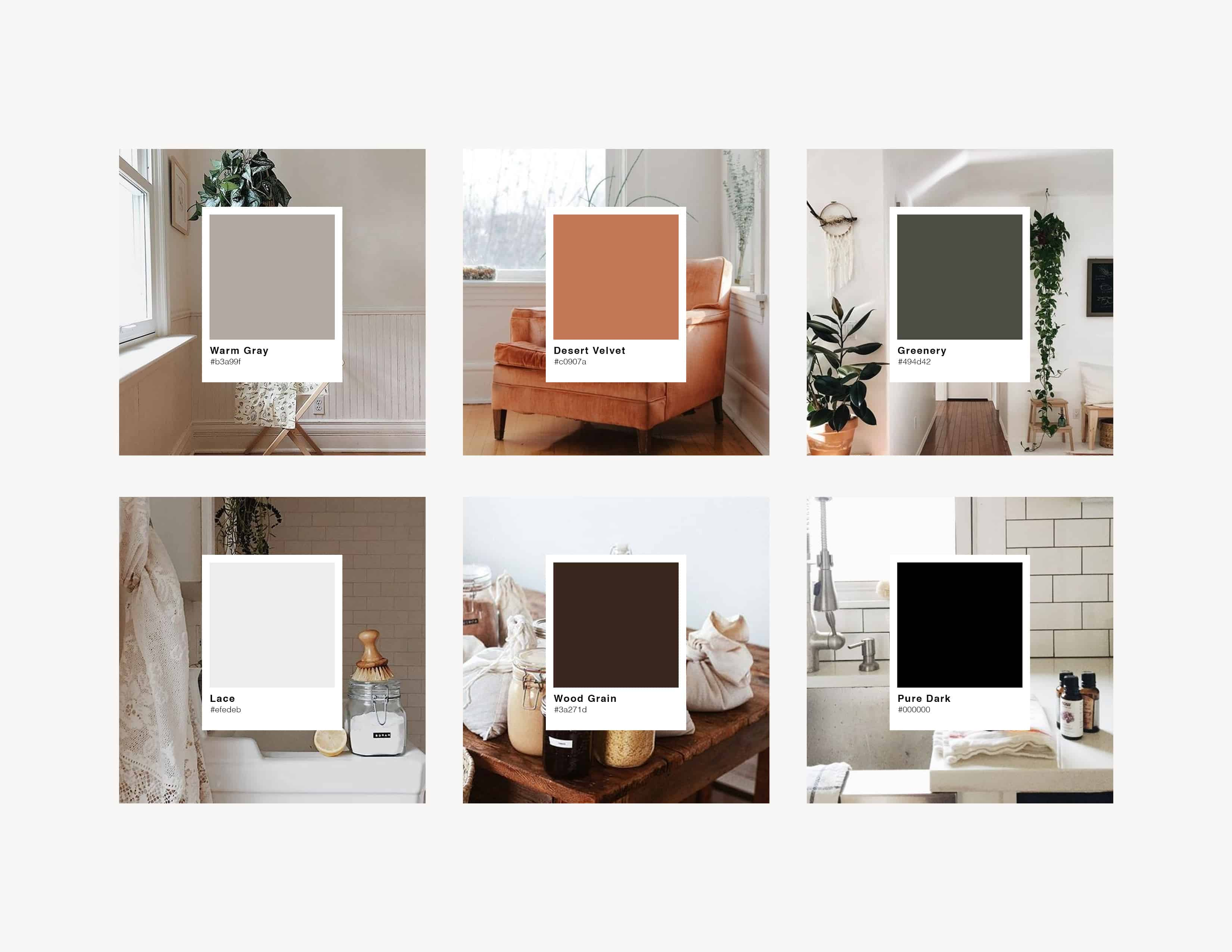 Hello Nest Color Palette