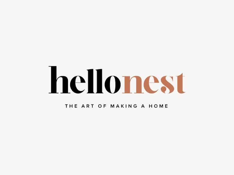 Hello Nest Brand Styling