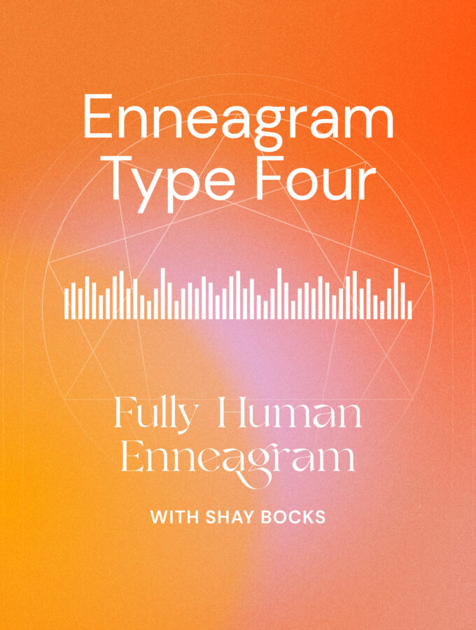 People that identify as Type Four on the Enneagram look intensely for experiences filled with substance and depth. The same qualities that make them highly empathetic, creative, and attuned to what's happening deep under the surface of things is also what traps them in cycles of comparison.