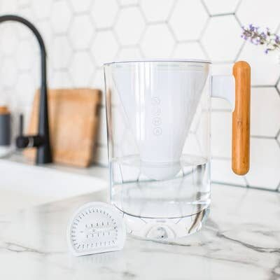 soma water filtration pitcher